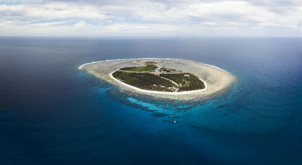 Lady Elliot Island is the southernmost coral cay of the Great Barrier Reef, Australia. the island is a sanctuary for over 1,200 species of marine life and is known for its abundance of manta rays, turtles, amazing array of spectacular marine life