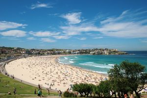 beautiful bondi beach sydney australia