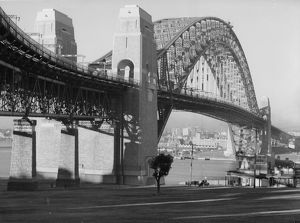 vintage/harbour bridge