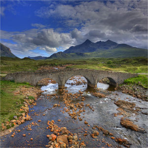 travel/southern lightscapes australia/historic bridge sligachan isle skye inner hebrides